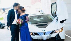 BMW I8 Kandy